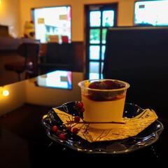 なつかしい/猫日和/プリン/コーヒー/西大寛/宇都宮市/... なつかしい感じの喫茶店☕️ おすすめプリ…(3枚目)