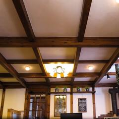 化粧梁天井/木造住宅/木の家 化粧梁の天井 木造住宅ならではのデザイン