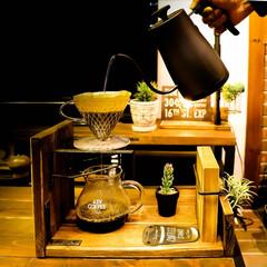 コーヒーのある暮らし/コーヒー/宇都宮/木の家/薪ストーブのある家/薪ストーブ もうすぐ4月なのに外は雪❄️ そんな日は…(3枚目)