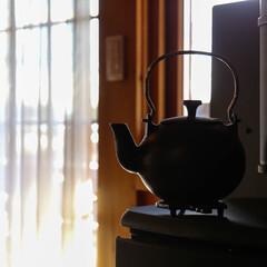 薪ストーブ/やかん/ケトル/ファイヤーワールド宇都宮 薪ストーブアイテム 鋳物のケトル