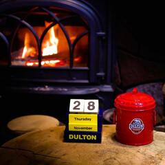 ダルトン/イベント/木の家/宇都宮/薪ストーブのある家 日差しがないと、気温が上がらず寒いです。…