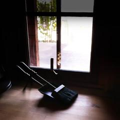 ストーブアクセサリー/薪ストーブ 窓際のお掃除グッズ!?
