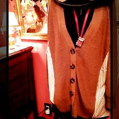 コーデ/ネックレス/香水瓶風/インテリア/ハンドメイド/ファッション/... 香水瓶風ネックレスを付けてみました♥♪ …(2枚目)