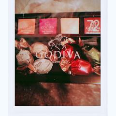 バレンタインデー/Valentine/GODIVA/フォロー大歓迎/おでかけ/グルメ/... happyValentine♡♡  今年…