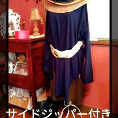 コーデ術/秋物/ワンピースコーデ/ファッション/おしゃれ/購入品 秋物のワンピースが届きました!  サイド…