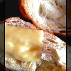 休憩/ランチ/トースター/フランスパン/暮らし フランスパン🌭 Simpleに焼いて食べ…
