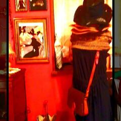 ヴィヴィアンウエストウッド/コーデ/スヌード/ハット/トルソー/フォロー大歓迎/... こちらもヴィヴィアンのスヌード♥♪  メ…