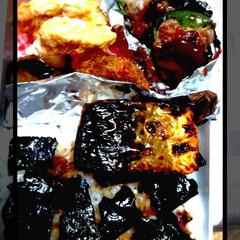 父親/お弁当/簡単/時短レシピ 父のお弁当作り。  ボリューム重視!! …