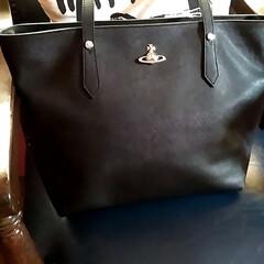 自分へのご褒美/お買い物/ポケット/bag/ヴィヴィアンウエストウッド/ヘソクリ見つけた/... ヴィヴィアンのbag、  購入してきまし…