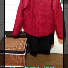 掘り出し物/SALE/MA1/ワークマン/おでかけ/ファッション/... ワークマンにて。  SALEで¥980だ…
