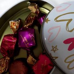 バレンタインデー/GODIVA セブンのコラボ商品の GODIVAが届き…(2枚目)