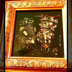 ヴィンテージ/コレクション/ブローチ/Jewelry/アンティーク/春のフォト投稿キャンペーン/... アンティークshopで買った  Jewe…