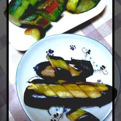 キュウリ/ナス/漬け物/夏野菜/ラク家事/スタミナ丼/... 我が家の定番品  ナスときゅうりの漬け物…