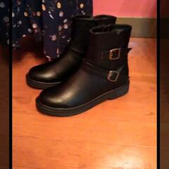 SALE品/ブーツ/ピンク/おでかけ/ファッション エンジニアブーツ♥♪  ショート丈は私に…