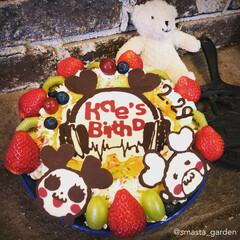 チーズケーキ/ホームメイド/HoneyWorks/ハニーワークス/ハニワ/ケーキデコ/... 2018.02.28.Wed * ㊗️連…