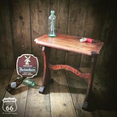 アンスタカタログ/アンスタ/アンティークスタイル/アメリカンアンティーク/木製テーブル/コンソールテーブル/... 🇺🇸アメリカ買付け 1900年代初頭の物…
