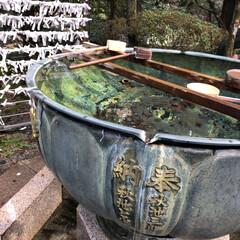 お正月2020 #初詣 #お詣り #パワースポット #謹…(1枚目)
