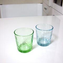 グラス 以前買ったグラス。 街を歩きながら衝動的…