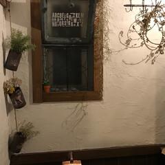 日本プラスター 漆喰 うま〜くヌレール 仕上げ用 18kg しっくい うまーくぬれーる(珪藻土、漆喰)を使ったクチコミ「壁を漆喰で塗りました!窓枠をつけたらいい…」