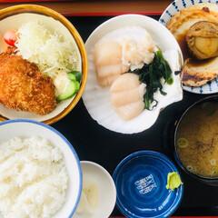 夏の思い出 青森はやっぱり海産物が美味しい😋  いく…(3枚目)