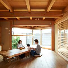 和/自然素材/愛媛/松山/内子/木造/... Living Gallery 和みの家 …
