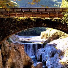 風景/おでかけ/秋 福岡も秋が深まって来ました🍁🤗耶馬渓の魔…