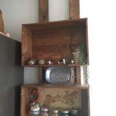 ワインボックス/ピラーブラケット(PILLAR B... 1.改善したかった点  冷蔵庫の横の狭い…