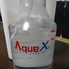 AquaX ペットのお手入れスプレー    AquaX(アクアエックス)(その他ペット用品、生き物)を使ったクチコミ「本日、届きました〜  ペットのお手入れ用…」(1枚目)