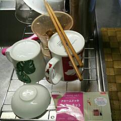 キッチン雑貨 最近、水切りカゴをなくしました。 シンク…