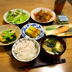 夕飯/和食/おうちごはん 今日の夕飯🍴