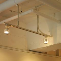ライト/照明 照明の大きさ、天井からの距離などもこだわ…