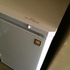 冷凍庫 数年前に合羽橋で購入した冷凍庫、これのお…