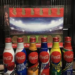 コカコーラ/W杯/ワールドカップ ゲット😆