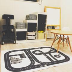 壁紙屋本舗/子ども部屋/イケア/IKEA 子ども部屋を整理。気づいたらIKEAだら…