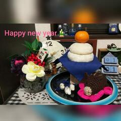 お正月アレンジ/ローストビーフ/あけおめ/おうちごはん あけましておめでとうございます🎵 今年も…