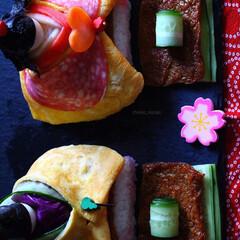 ひな祭り/雛人形/手作り/レシピ/お雛様 ひな祭り♡年に一度の女の子の日!ひな人形…
