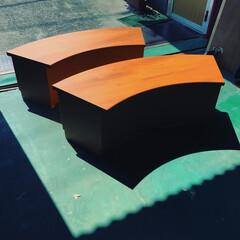 家具/家具屋/家具オーダー/インテリア/雑貨/木工/... こちらの椅子は使用していたものが経年劣化…