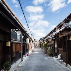 京都/町屋/町家/京町家/長屋/古民家/... ひとつの雰囲気をつくりながら、様々な増改…