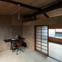 レトロ/モダン/シンプル/ナチュラル/アンティーク/和/... 殆どの内部建具は美装・建具調整ののち再利…
