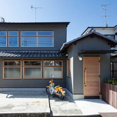 奈良/町屋/町家/リフォーム/リノベーション/古民家/... 透き間の家