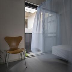 建築家/設計事務所/大阪/奈良/ブルー/グレー/... Dias#201 ワンルームの中に無秩序…