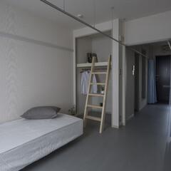 建築家/建築士/設計事務所/大阪/奈良/シンプル/... Dias#201|ワンルームの中に無秩序…