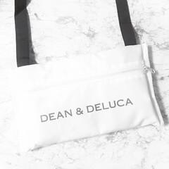 付録バッグ/付録/ゼクシィ/Deananddeluca/大容量/サコッシュ/... 人気のDEAN & DELUCAの2wa…