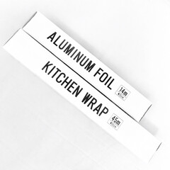 アルミホイル/ラップ/セリア/100均/キッチン やっとseriaのアルミホイルとラップを…