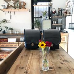 ランドセル/住まい/暮らし/お花/DIY/雑貨/... おはようございます。 bloomeeli…