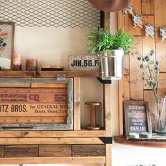 玄関/ニッチ/ラブリコ/棚DIY/DIY/IKEA/... こんにちは(♡ˊ艸ˋ♡) 今日も暑いくら…