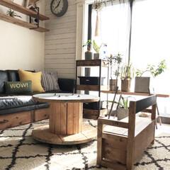 リノベーション/リビング/DIY/インテリア/家具/ニトリ/... おはようございます(♡ˊ艸ˋ♡) 昨日は…
