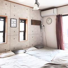 寝室/DIY/雑貨/インテリア/家具/ニトリ/... おはようございます(♡ˊ艸ˋ♡) 今日は…