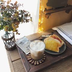 プロテインコーヒー | マッスルテック(その他プロテイン)を使ったクチコミ「今朝は、マッスルテック様のプロテインコー…」