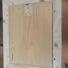 タイルDIY/収納棚DIY/木工/棚DIY/棚/収納/... 先日、姉に頼まれていた棚を作りました。 …(5枚目)